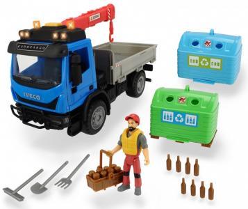 Playlife Набор перевозчика стеклотары (7 предметов) Dickie