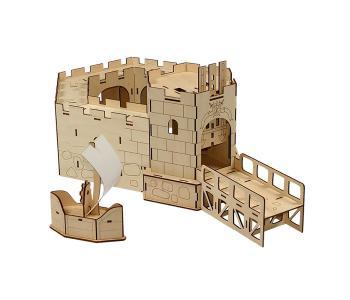 Королевский форт (70 элементов) Woody