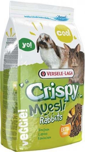 Корм сухой  Muesli Rabbits для кроликов, 1кг Versele-Laga