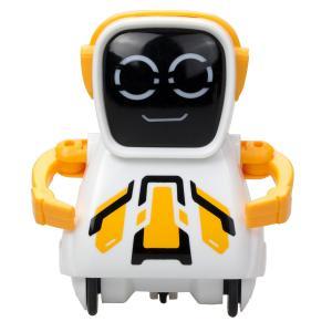 Интерактивный робот  Покибот цвет: желтый Silverlit