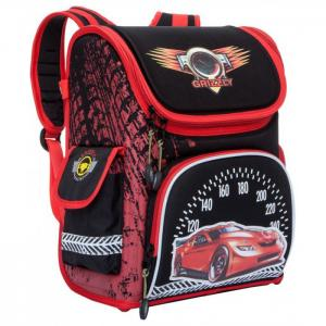 Рюкзак школьный RA-780-2 Grizzly