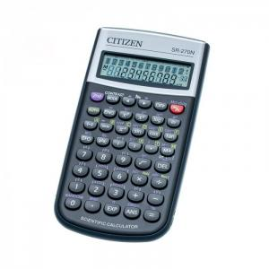 Калькулятор научный SR-270N 10+2 разрядов Citizen