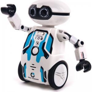Интерактивный робот  Мэйз Брейкер 12.5 см цвет: зеленый Silverlit