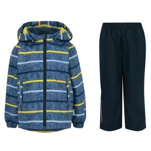 Комплект куртка/брюки  Juno, цвет: синий Lassie