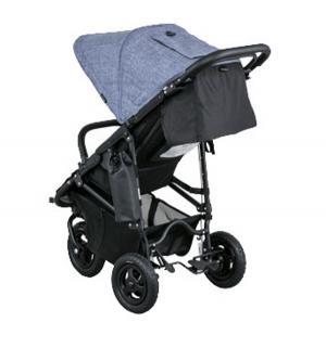 Прогулочная коляска  Premier, цвет: milange denim Airbuggy