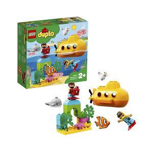 Конструктор  DUPLO Town 10910: Путешествие субмарины LEGO
