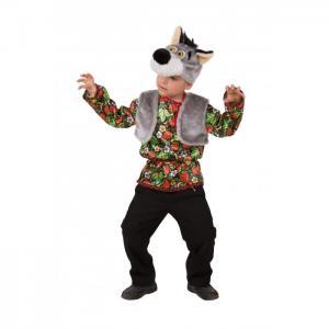 Карнавальный костюм Волчонок Ерёмка Jeanees