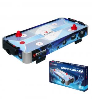 Аэрохоккей  HR-31 Blue Ice Hybrid (86х43х15см) Fortuna