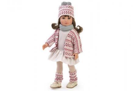 Кукла Нелли 40 см 255140 ASI