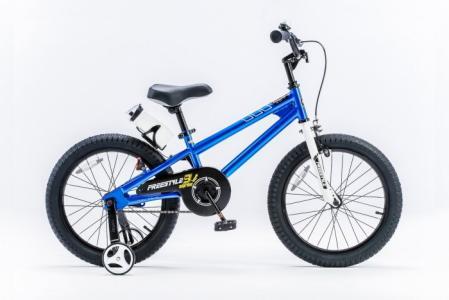 Велосипед двухколесный  Freestyle Steel 18 Royal Baby