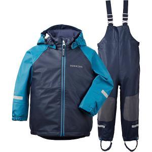 Комплект Didriksons Stormman: куртка и полукомбинезон DIDRIKSONS1913. Цвет: синий