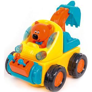 Транспортный набор  Ми-ми-мишки Кеша Экскаватор Gulliver