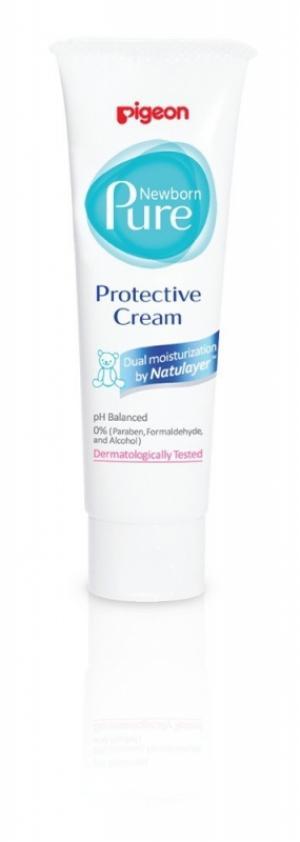 Крем  Защитный Newborn Pure Protective Cream Pigeon
