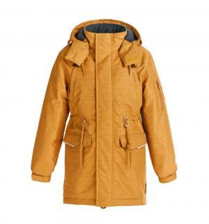 Куртка  Пустыня Осойос, цвет: желтый Premont