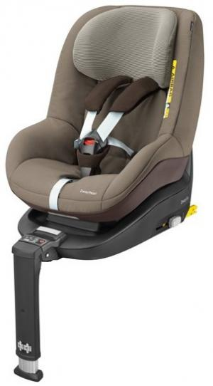 Автокресло  2wayPearl, цвет: earth brown Maxi Cosi