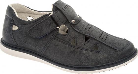 Туфли открытые для мальчика 198684/01-02 Tesoro
