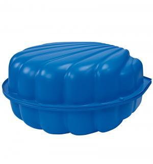 Песочница  Ракушка, цвет: синий Big