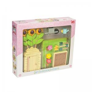 Игровой набор  Цветущий сад, 39.7 см Le Toy Van