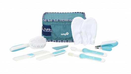 Набор аксессуаров по уходу за малышом в футляре (8 предметов) Safety 1st