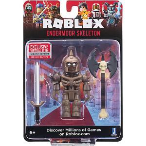Фигурка героя  Roblox Endermoor Skeleton, 8 см Jazwares