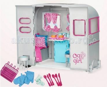 Жилой автоприцеп для куклы 46 см Our Generation Dolls