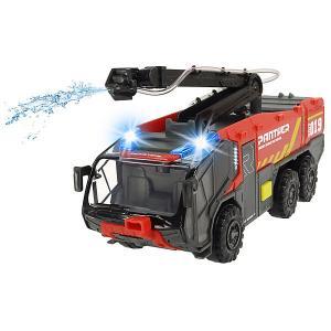 Противопожарная служба аэропорта , свет, звук, 24 см Dickie Toys