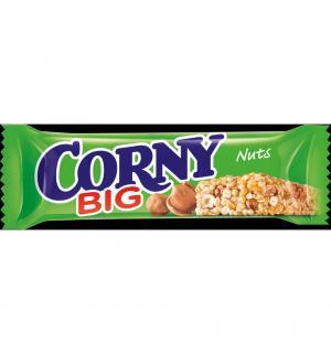 Батончик  Corny Big злаки-лесной орех, 50 г, 1 шт Schwartau