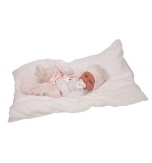 Кукла  Патрисия в розовом 42 см Juan Antonio
