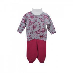 Комплект для девочки (кофта и брюки) 72M2FCR76 Zeyland