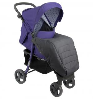 Прогулочная коляска  S-8, цвет: фиолетовый Corol