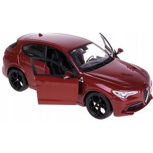 Машина  BB Romeo Stelvio, 1:24 Bburago