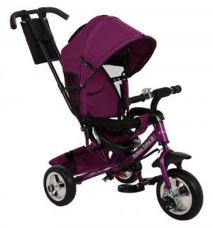 Трехколесный велосипед  Action trike II, цвет: фиолетовый Capella