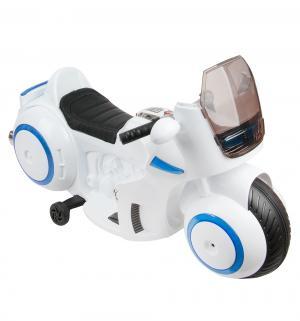 Электромотоцикл  TC-1188, цвет: белый Weikesi