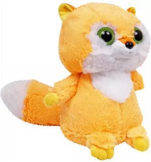 Мягкая игрушка  Лисичка 30 см СмолТойс