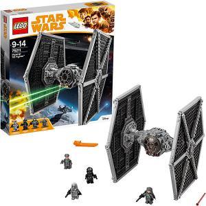 Конструктор  Star Wars 75211: Имперский истребитель Сид LEGO
