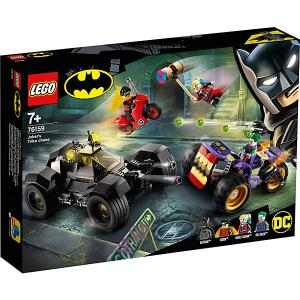 Конструктор  Super Heroes 76159: Побег Джокера на трицикле LEGO