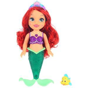 Интерактивная кукла  Принцесса Disney, Ариэль, 37см Jakks Pacific. Цвет: разноцветный