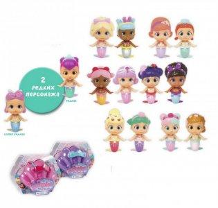 Bloopies Shellies Русалочки в сумочках-ракушках 14 видов IMC toys