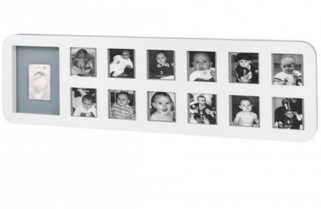 Рамка на 12 фотографий Первый год Baby Art