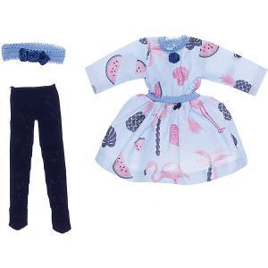 Одежда для куклы Кэрол, 32 см Paola Reina. Цвет: разноцветный