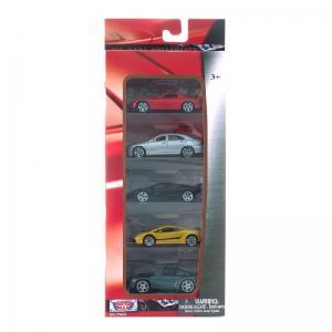 Набор машинок (5 моделей) MotorMax