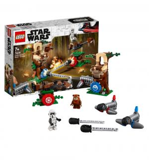 Конструктор  Star Wars 75238 Нападение на планету Эндор LEGO