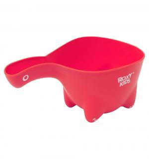 Ковшик  для мытья головы Dino Scoop, цвет: коралловый Roxy Kids
