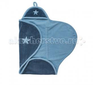 Демисезонный конверт Флисовое одеяло 100x105 см Jollein