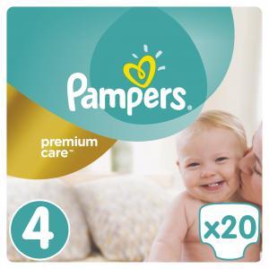 Подгузники  Premium Care (8-14 кг) шт. Pampers