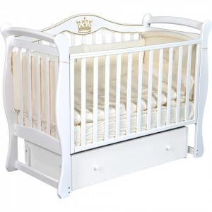 Детская кроватка  Grace 1 универсальный маятник Кедр