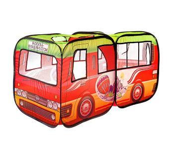 Солнечное лето Игровой домик палатка-автобус Москва-Владивосток Yako