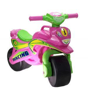 Байк  Sport, цвет: розовый/зеленый Doloni