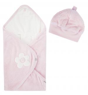 Конверт  Beside Softy Lizie darling 90 х см, цвет: розовый/белый Bemini