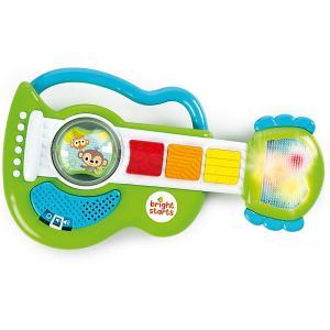 Гитара с погремушкой  Рокзвезда Bright Starts. Цвет: разноцветный
